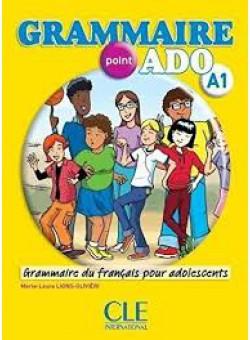 Grammaire point ado A1 Livre + CD audio 4