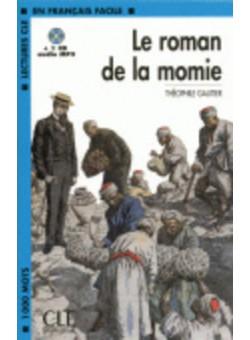 LCF2 Le Roman de la momie Livre + Mp3 CD 4