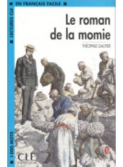 LCF2 Le Roman de la momie Livre