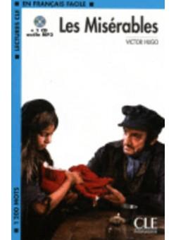 LCF2 Les Miserables  Livre+CD