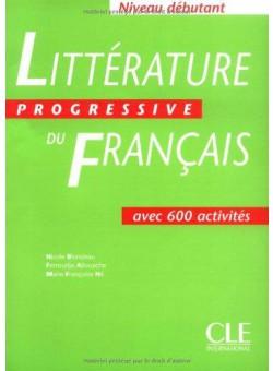 Litterature Progr du Franc Debut Livre