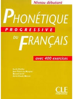 Phonetique Progr du Franc Debut Livre