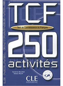 TCF 250 activities Test de Connaissance du francais 4