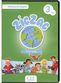 ZigZag 3 CD audio(3) Collectif
