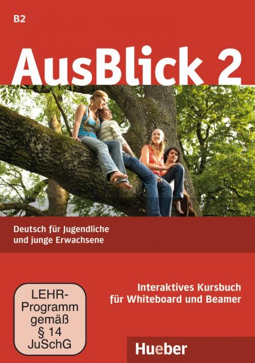 AusBlick 2 Interaktives Kursbuch fur Whiteboard und Beamer – DVDROM