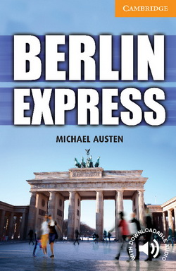 CER 4 Berlin Express + Downloadable Audio