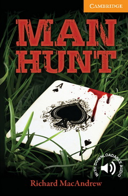 CER 4 Man Hunt + Downloadable Audio