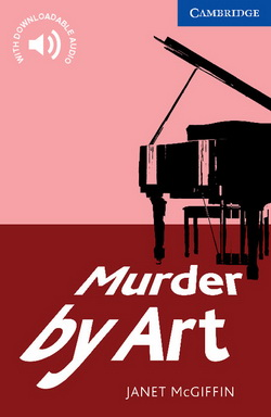 CER 5 Murder by Art + Downloadable Audio (US)