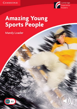 CEXR 1 Amazing Young Sports People + Downloadable Audio 4