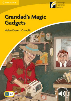 CEXR 2 Grandad's Magic Gadgets + Downloadable Audio