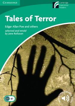 CEXR 3 Tales of Terror + Downloadable Audio