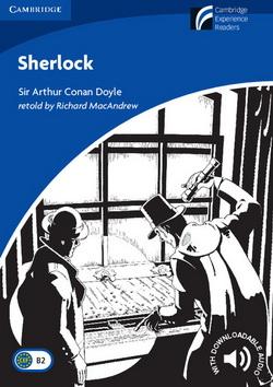 CEXR 5 Sherlock + Downloadable Audio