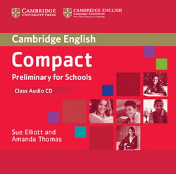 Compact Preliminary for Schools Class CD 4