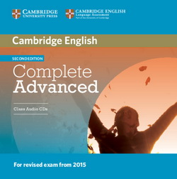 Complete Advanced 2nd Edition Class CDs 4