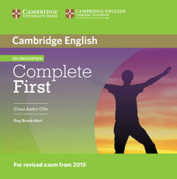 Complete First 2nd Edition Class CDs 4