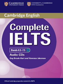 Complete IELTS Bands 6.5-7.5 Audio CDs 4