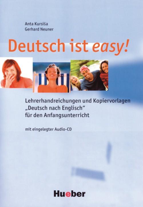 Deutsch ist easy! Buch und CD