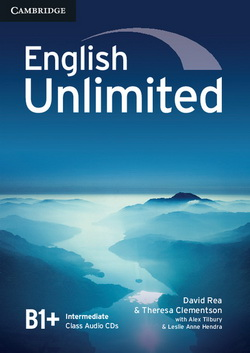 English Unlimited Intermediate Class CDs
