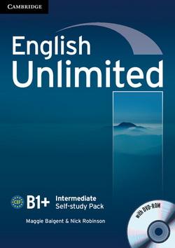 English Unlimited Intermediate WB + DVD-ROM