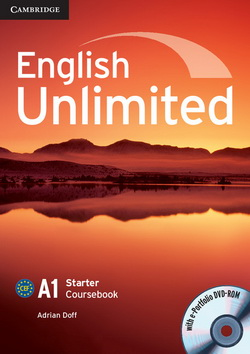 English Unlimited Starter CB + e-Portfolio DVD-ROM 4