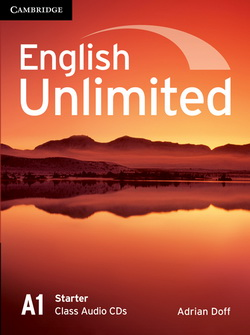 English Unlimited Starter Class CDs