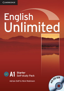 English Unlimited Starter WB + DVD-ROM