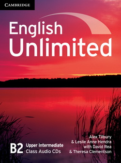 English Unlimited Upper-Intermediate Class CDs