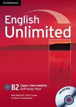 English Unlimited Upper-Intermediate WB + DVD-ROM