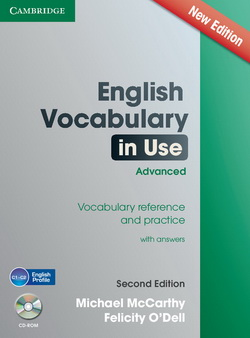 English Vocabulary in Use 2nd Edition Advanced + key + CD-ROM 4