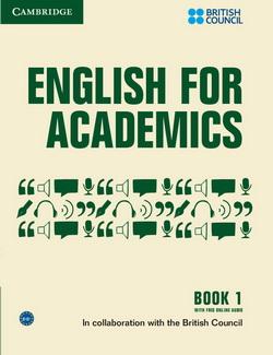 English for Academics 1 + Free Online Audio
