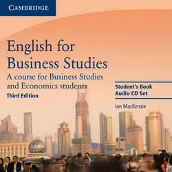 English for Business Studies 3rd Edition Audio CDs 4