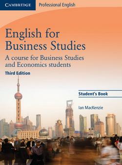 English for Business Studies 3rd Edition SB