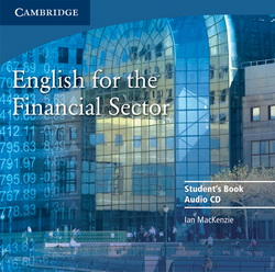 English for the Financial Sector Audio CD 4