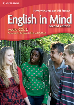 English in Mind 2nd Edition 1 Audio CDs 4