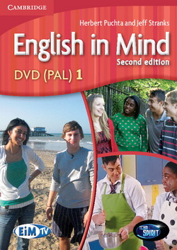 English in Mind 2nd Edition 1 DVD