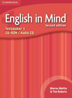 English in Mind 2nd Edition 1 Testmaker CD-ROM/Audio CD