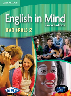 English in Mind 2nd Edition 2 DVD