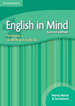 English in Mind 2nd Edition 2 Testmaker CD-ROM/Audio CD