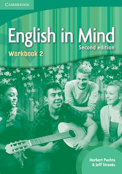 English in Mind 2nd Edition 2 WB
