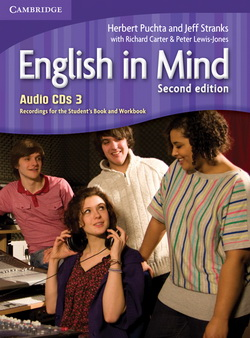 English in Mind 2nd Edition 3 Audio CDs 4