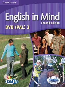English in Mind 2nd Edition 3 DVD
