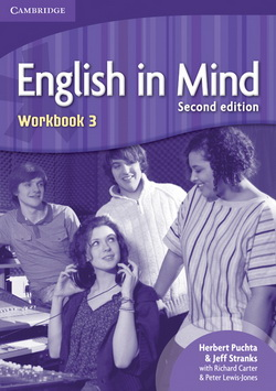 English in Mind 2nd Edition 3 WB