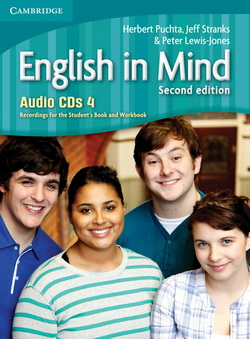 English in Mind 2nd Edition 4 Audio CDs 4
