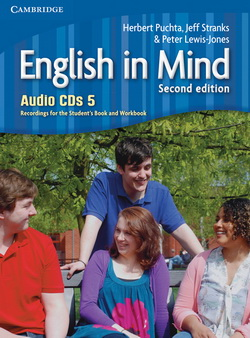 English in Mind 2nd Edition 5 Audio CDs 4