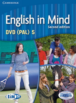 English in Mind 2nd Edition 5 DVD