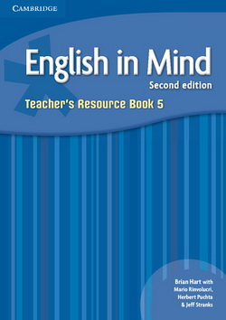 English in Mind 2nd Edition 5 Teacher's Resource Book
