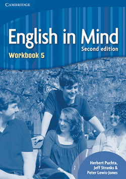 English in Mind 2nd Edition 5 WB
