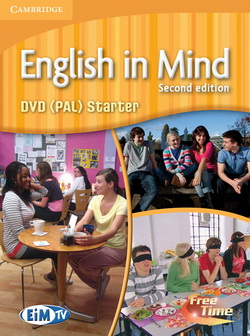 English in Mind 2nd Edition Starter DVD