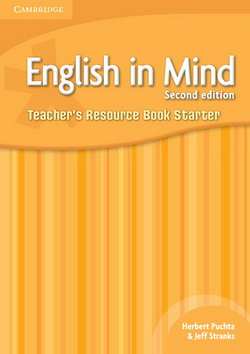 English in Mind 2nd Edition Starter Teacher's Resource Book