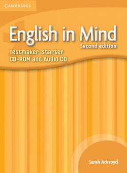 English in Mind 2nd Edition Starter Testmaker CD-ROM/Audio CD
